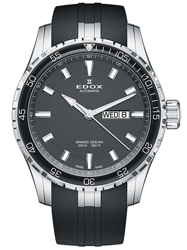 正規品【24回払いまで無金利】 EDOX エドックス GRAND OCEAN グランドオーシャン AUTOMATIC メンズ腕時計 あす楽 送料無料 88002-3CA-NIN【新品】