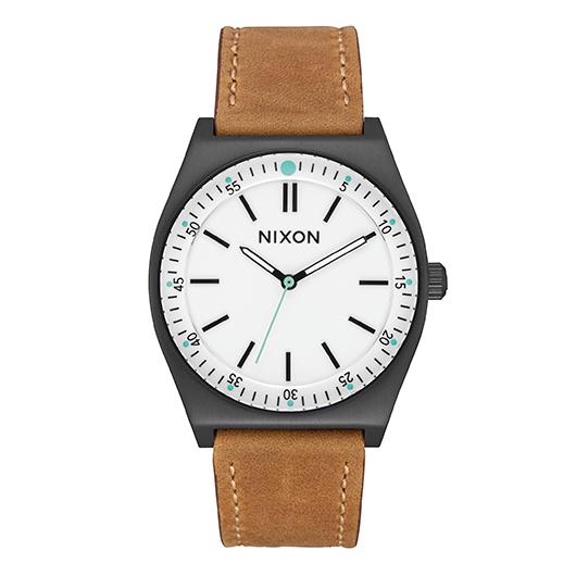 【送料無料】国内正規品 NIXON ニクソン THE CREW LEATHER レディース腕時計 NA11882770-00【新品】