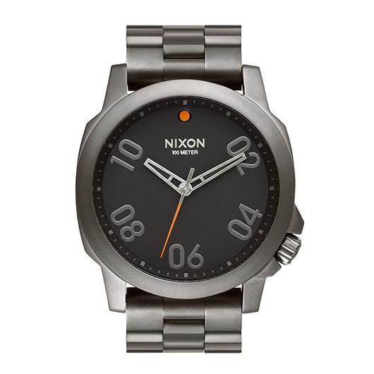 【ポイント最大33倍!4日20時~11日1時59分まで!】 【送料無料】国内正規品 NIXON ニクソン THE RANGER 45 メンズ腕時計 NA5211531-00【新品】