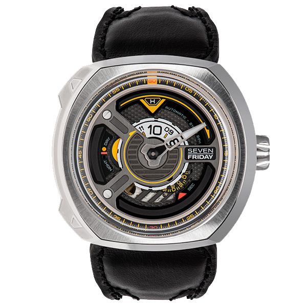 正規品 SEVENFRIDAY セブンフライデー Wシリーズ 自動巻き メンズ腕時計 あす楽 送料無料 SF-W1/01