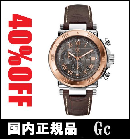 【ポイント最大33倍!4日20時~11日1時59分まで!】 【24回払いまで無金利】 【送料無料】国内正規品 Gc ジーシー Gc-1 Class X90005G2S メンズ腕時計