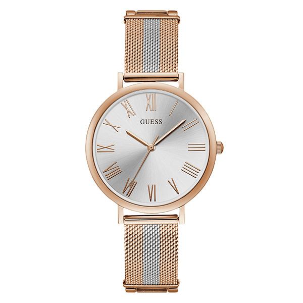 【2日20時~エントリーでポイント最大39倍!9日1時59分まで!】 国内正規品 GUESS ゲス LENOX レディース腕時計 送料無料 W1155L4