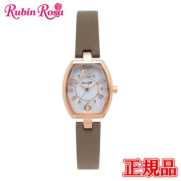 送料無料 Rubin ※アウトレット品 Rosa ルビンローザ 正規品 時計 腕時計 専用箱 R018SOLPGW R018 エントリーでポイント最大39倍 新作送料無料 レディース腕時計 ソーラーチャージムーブメント Series 24日1時59分まで