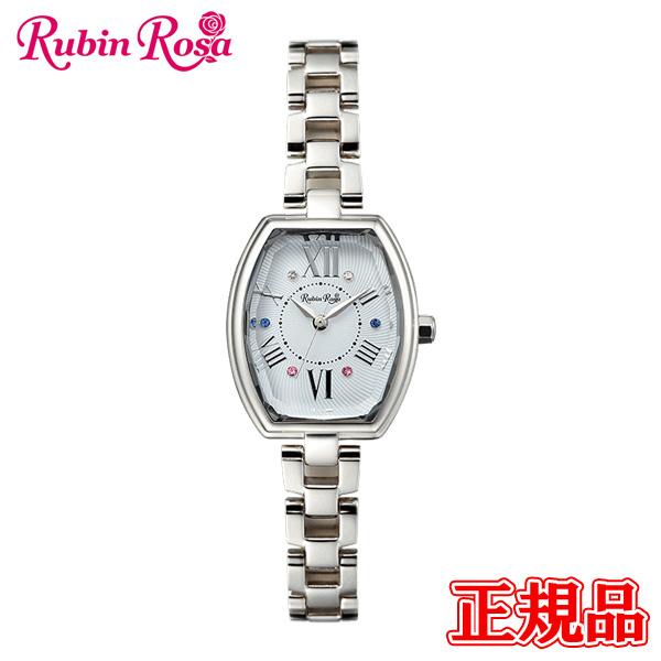 送料無料 販売 Rubin Rosa ルビンローザ 正規品 特価キャンペーン 時計 腕時計 専用箱 24日1時59分まで Series R018 ソーラーチャージムーブメント エントリーでポイント最大39倍 R018SOLSLV レディース腕時計