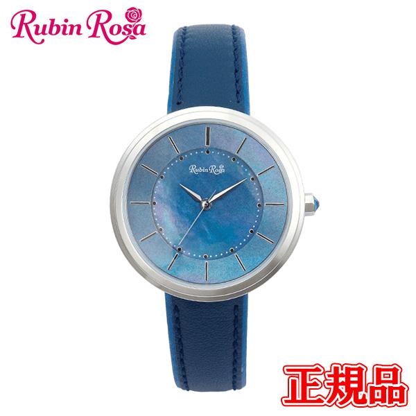 送料無料 Rubin 贈答 Rosa ルビンローザ 正規品 時計 腕時計 通販 専用箱 R060SBLBL エントリーでポイント最大39倍 レディース腕時計 Series ソーラーチャージムーブメント R060 24日1時59分まで