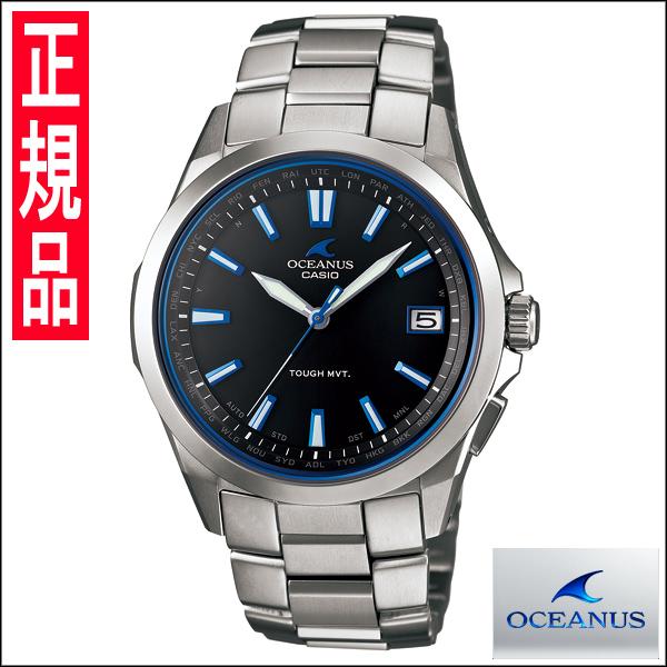 Casio OCEANUS ( Oceanus ) OCW-S100-1AJF fs3gm
