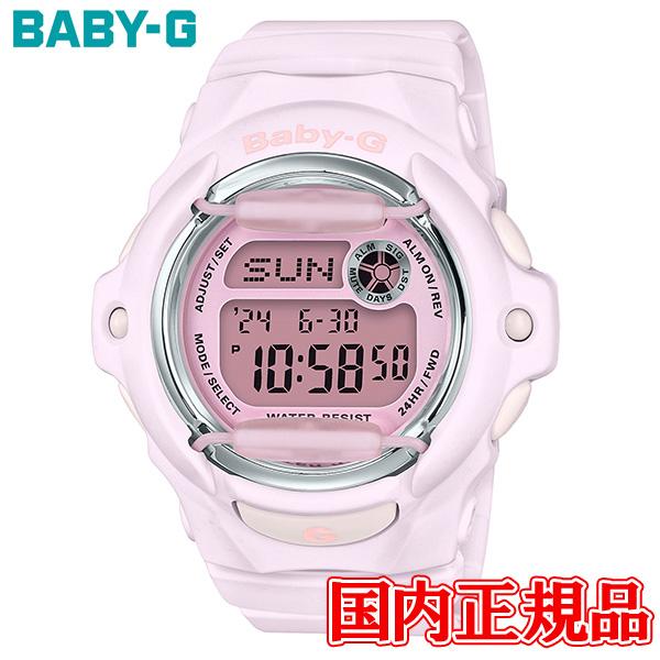 【ポイント最大38倍!9日20時~16日1時59分まで!】 国内正規品 CASIO カシオ Baby-G レディース腕時計 BG-169M-4JF
