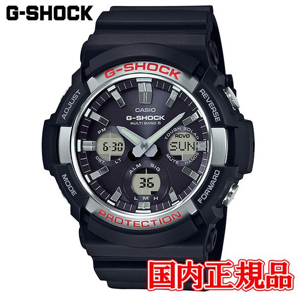【2日20時~エントリーでポイント最大39倍!9日1時59分まで!】 【送料無料】国内正規品 カシオ G-SHOCK メンズ腕時計 GAW-100-1AJF