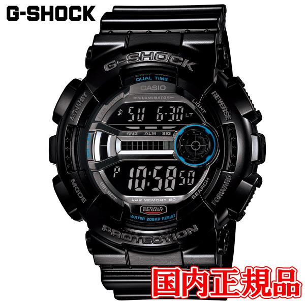 【2日20時~エントリーでポイント最大39倍!9日1時59分まで!】 カシオ G-SHOCK 「L-SPEC(Lスペック)」 メンズ腕時計 GD-110-1JF 【新品】