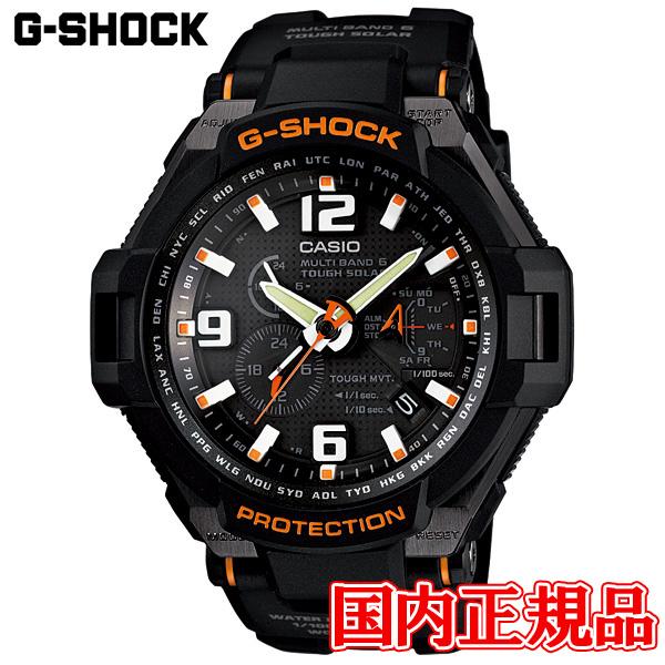 【送料無料】国内正規品 カシオ G-SHOCK SKY COCKPIT(スカイコックピット)GW-4000-1AJF【新品】