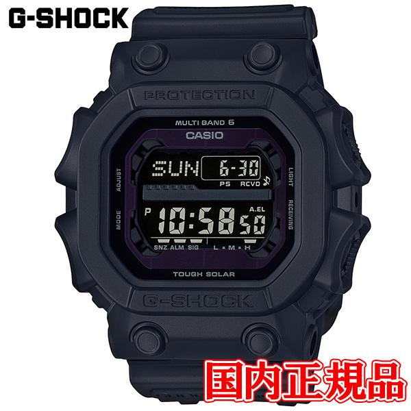 【2日20時~エントリーでポイント最大39倍!9日1時59分まで!】 国内正規品 CASIO カシオ G-SHOCK メンズ腕時計 送料無料 GXW-56BB-1JF