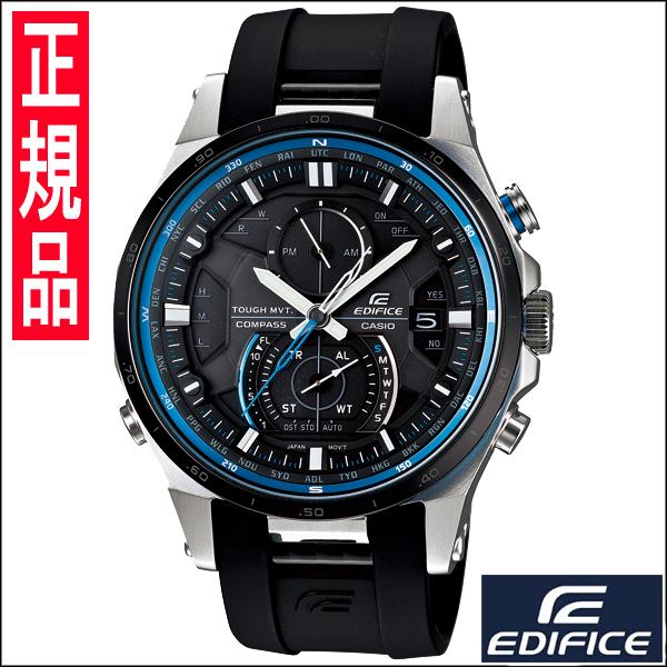 The Casio, CASIO EDIFICE the edifice the mens watch EQW-A1200B-1AJF fs3gm