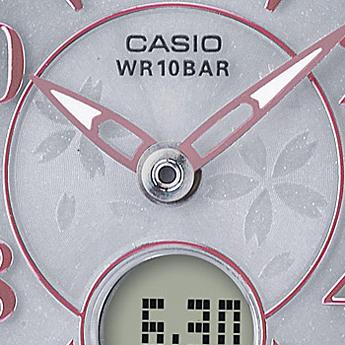 【】 国内正規品 カシオ Baby-G Blooming Pastel Colors(ブルーミング・パステル・カラーズ)  レディース腕時計 BGA-1050BL-3BJF