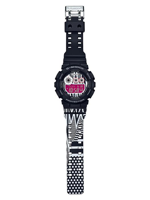 【ポイント最大32倍!14日20時~21日1時59分まで!】 【国内正規品】 G-SHOCK メンズ腕時計 GD-120LM-1AJR