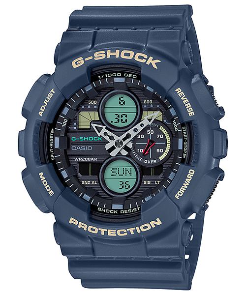 【2日20時~エントリーでポイント最大39倍!9日1時59分まで!】 国内正規品 CASIO カシオ G-SHOCK GAシリーズ メンズ腕時計 GA-140-2AJF
