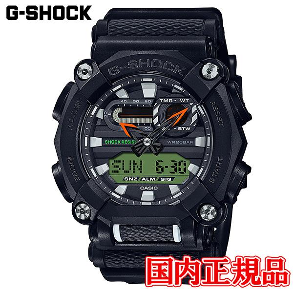国内正規品 エントリーでポイント最大39倍 24日1時59分まで CASIO カシオ クォーツ 爆売り 贈答品 メンズ腕時計 送料無料 G-SHOCK GA-900E-1A3JR