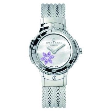 【送料無料】 国内正規品 CHARRIOL シャリオール CELTIC レディース腕時計 CE426S.640.011【新品】
