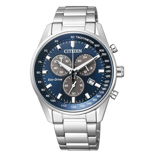 【送料無料】シチズンコレクション エコ・ドライブ メンズ腕時計 AT2390-58L