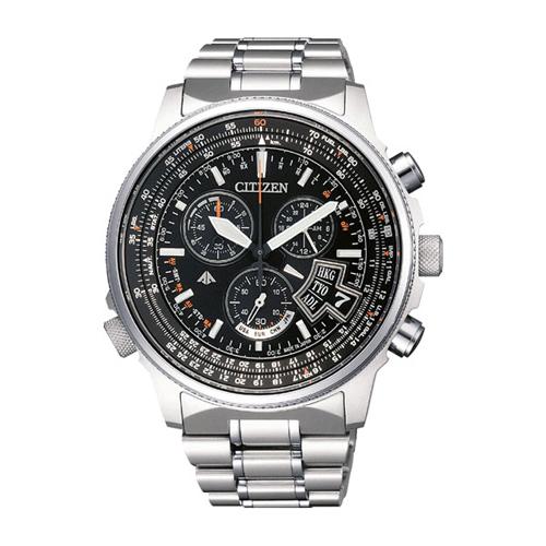 【送料無料】シチズン プロマスター スカイ メンズ腕時計 エコドライブ電波時計 BY0080-57E