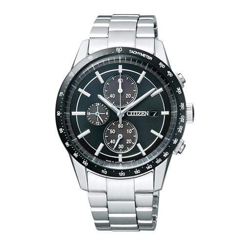 【送料無料】シチズンコレクション エコ・ドライブ メンズ腕時計 CA0454-56E