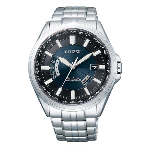 早割クーポン 国内正規品 値引き 安心の3年保証 送料無料 シチズンコレクション エコ メンズ腕時計 CB0011-69L ドライブ電波時計 ラッピング無料