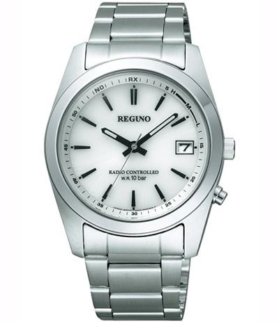 【送料無料】シチズン REGUNO[レグノ]ソーラーテック電波時計 メンズ腕時計 RS25-0484H