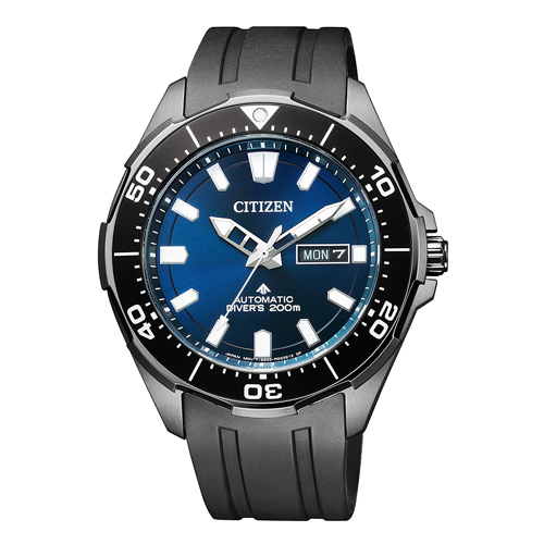 【送料無料】シチズン プロマスター マリン メカニカル メンズ腕時計 NY0075-12L