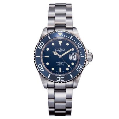 【4日20時~10%OFFクーポン+エントリーでポイント最大25倍!11日1時59分まで!】 DAVOSA ダボサ テルノス セラミック 自動巻き メンズ腕時計 送料無料 161.555.40