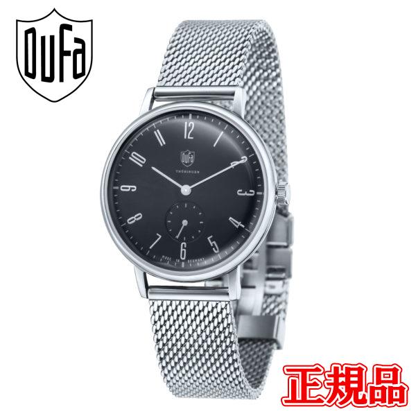 【2日20時~エントリーでポイント最大39倍!9日1時59分まで!】 DUFA ドゥッファ GROPIUS クォーツ メンズ腕時計 送料無料 DF-9001-11