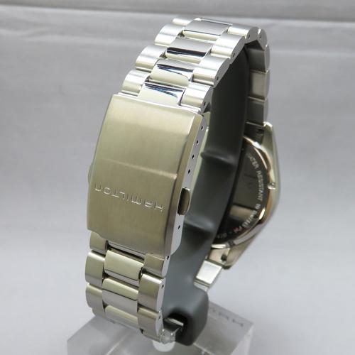 国内正規品【24回払いまで無金利】 HAMILTON ハミルトン カーキパイロット パイオニア クロノ メンズ腕時計 H76512155 【新品】