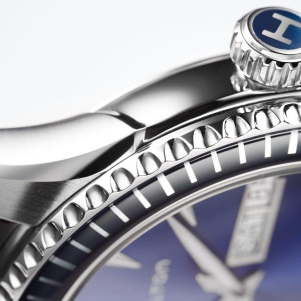 国内正規品【24回払いまで無金利】 HAMILTON ハミルトン ジャズマスター シービュー メンズ腕時計 あす楽  H37551141【新品】
