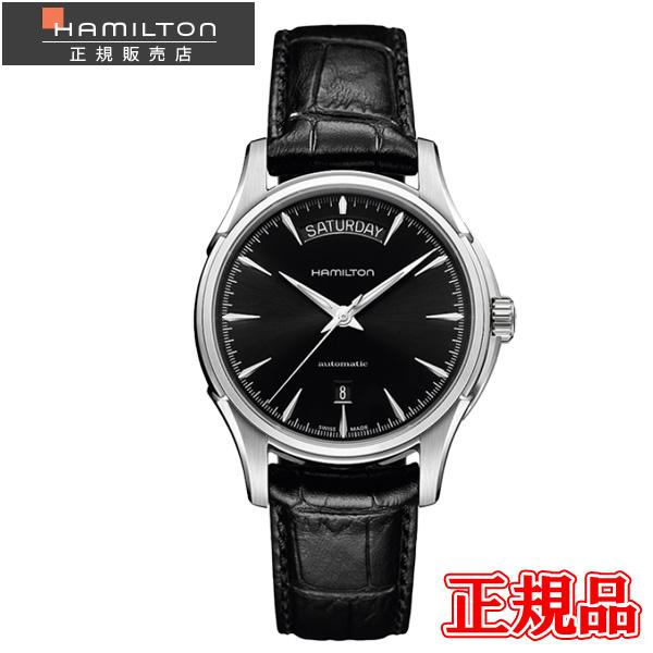 国内正規品【24回払いまで無金利】 【送料無料】 HAMILTON ハミルトン ジャズマスター デイ デイト DAY DATE AUTO メンズ腕時計 H32505731 【新品】