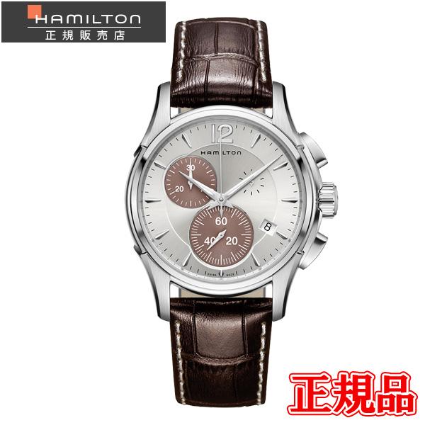 Hamilton ハミルトン ジャズマスター CHRONO QUARTZ メンズ腕時計 クォーツ クロノグラフ 送料無料 H32612551