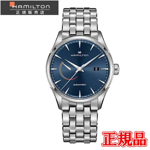 【大決算セール】10%OFFクーポン! Hamilton ハミルトン ジャズマスター POWER RESERVE AUTO メンズ腕時計 自動巻き パワーリザーブ  H32635141
