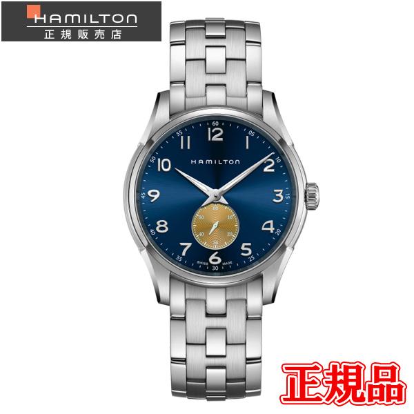 Hamilton ハミルトン ジャズマスター シンライン スモールセコンド クォーツ メンズ腕時計  H38411140