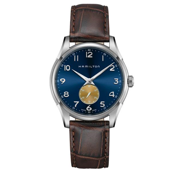 Hamilton ハミルトン ジャズマスター シンライン スモールセコンド クォーツ メンズ腕時計  H38411540