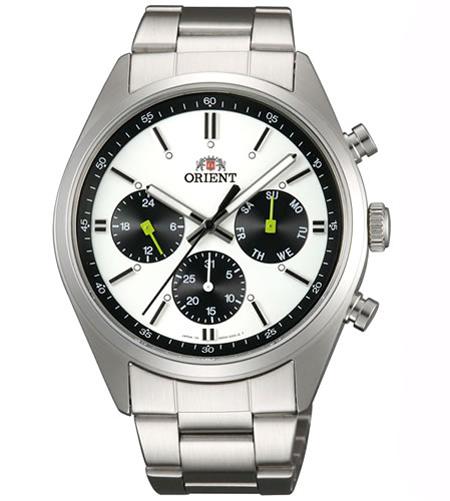 ふるさと割 国内正規品 2年保証 エントリーでポイント最大39倍 24日1時59分まで 送料無料 大幅にプライスダウン メンズ腕時計 WV0011UZ Neo70's ネオセブンティーズ オリエント