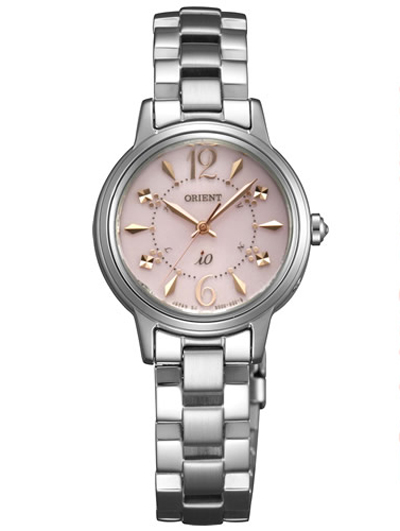 57838fa225 【送料無料】ORIENTio[オリエントイオ]電波ソーラースイートジュエリーボックスレディース腕時計