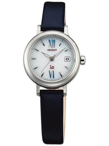【2日20時~エントリーでポイント最大39倍!9日1時59分まで!】 【送料無料】ORIENT io [オリエント イオ] レディース腕時計 WI0081WG 【新品】