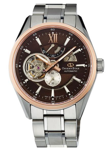 东方明星 65 周年有限模型自动男式手表 WZ0261DK