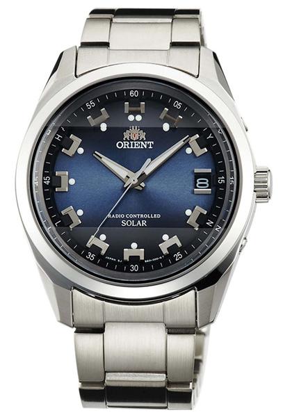 【2日20時~エントリーでポイント最大39倍!9日1時59分まで!】 【送料無料】 オリエント Neo70's ネオセブンティーズ ソーラー電波時計 メンズ腕時計 WV0071SE