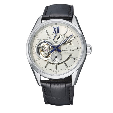 ORIENT STAR オリエントスター MODERN SKELETON 自動巻き 手巻き付 メンズ腕時計 送料無料 RK-AV0007S