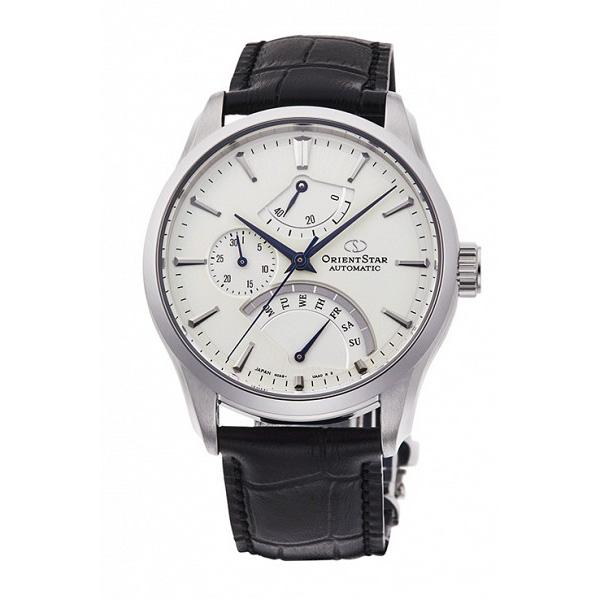 正規品 ORIENT STAR オリエントスター Contemporary コンテンポラリー RETROGRADE レトログラード 自動巻き 機械式 手巻き付き メンズ腕時計 送料無料 RK-DE0303S