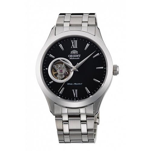 【4日20時~エントリーでポイント最大39倍!11日1時59分まで!】 ORIENT オリエント CONTEMPORARY 自動巻き 手巻き付 メンズ腕時計 送料無料 RN-AG0001B