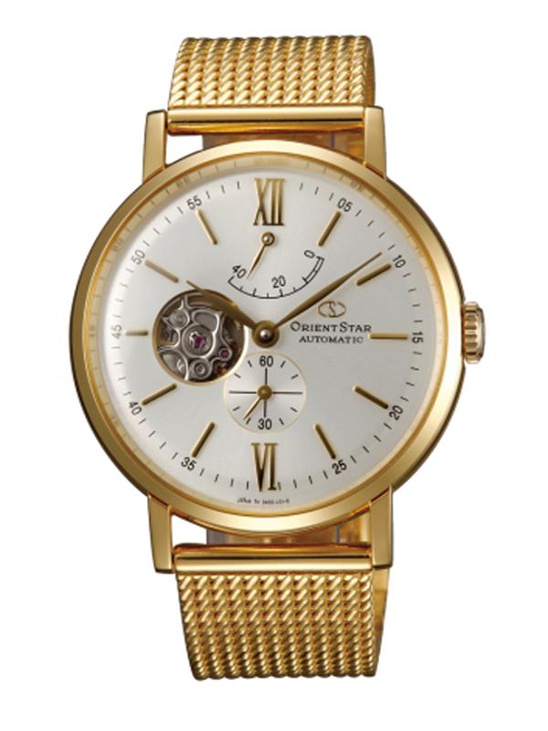 东方明星经典半骨架男式手表 WZ0171DK