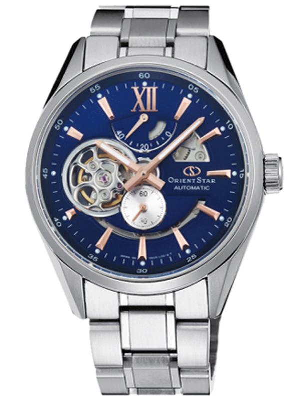 Orient star Modern Skeleton [modernskelton] automatic mens watch WZ0221DK