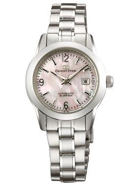 【送料無料】オリエントスター クラシック 自動巻き レディース腕時計 WZ0411NR【新品】
