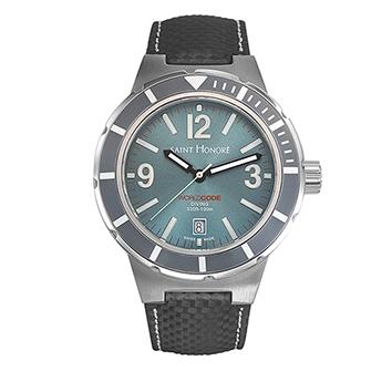 国内正規品 SAINT HONORE サントノーレ WORLDCODE DIVING メンズ腕時計 SN861001DLBN【新品】