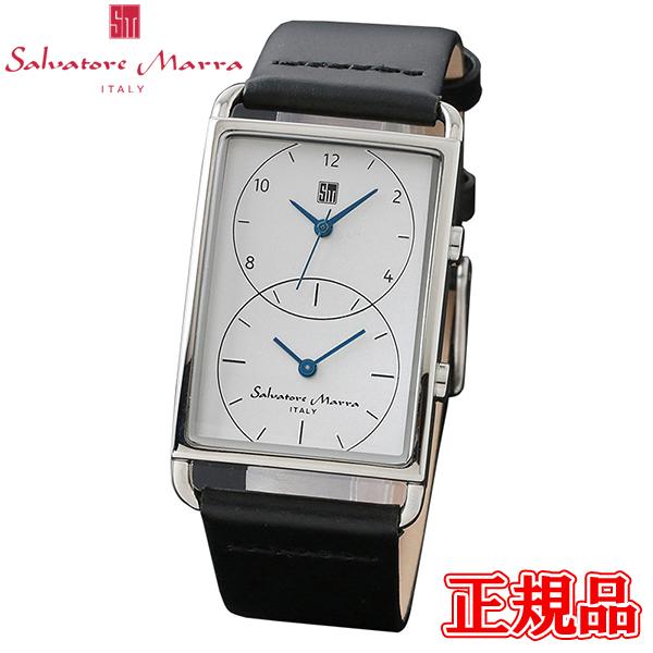 Salvatore Marra サルバトーレマーラ クォーツ メンズ 送料無料 腕時計 SM18108-SSWH