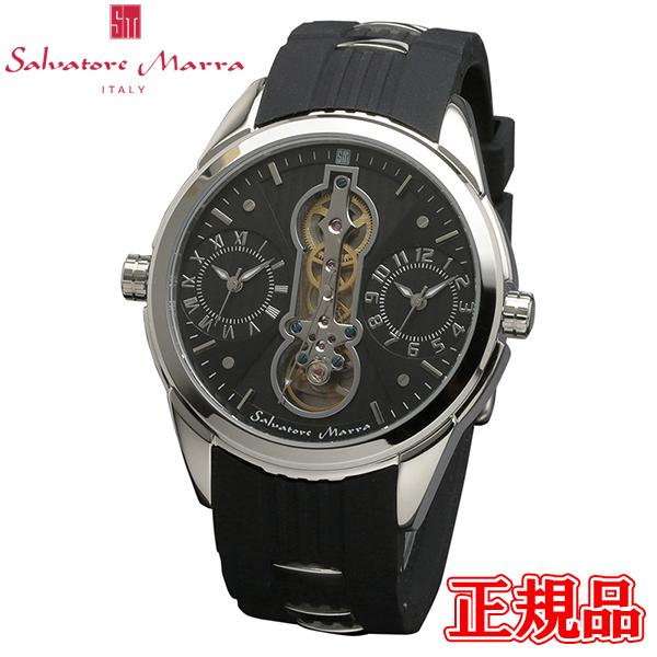 新着セール 半額 送料無料 2020A W新作送料無料 Salvatore Marra サルバトーレマーラ クォーツ 正規品 腕時計 SM18113-SSBK 24日1時59分まで 専用箱 時計 エントリーでポイント最大39倍 メンズ腕時計
